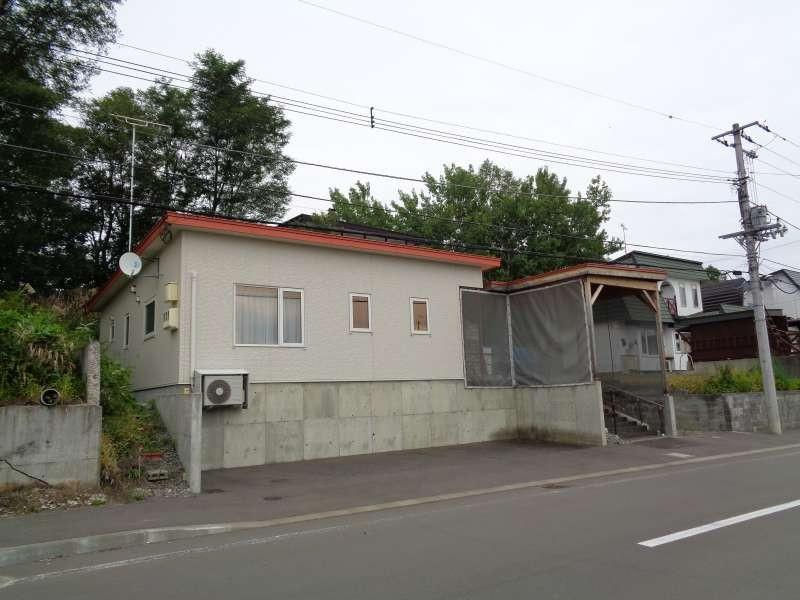 既存住宅、旭川市春光台4条6丁目2番5号